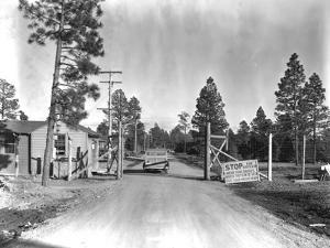 Los Alamos Checkpoint