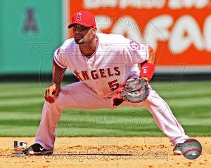 Los Angeles Angels - Albert Pujols Photo