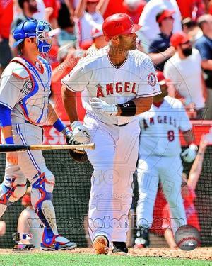Los Angeles Angels - Albert Pujols Photo