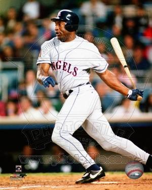 Los Angeles Angels - Bo Jackson Photo