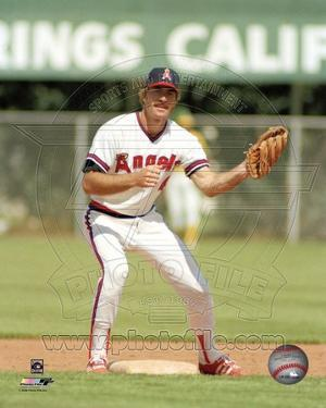 Los Angeles Angels - Bobby Grich Photo