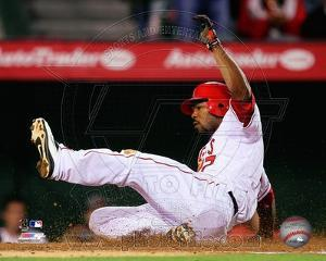 Los Angeles Angels - Howie Kendrick Photo