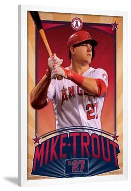 Los Angeles Angels - M Trout 15