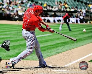 Los Angeles Angels - Mark Trumbo Photo
