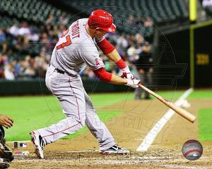 Los Angeles Angels - Mike Trout Photo