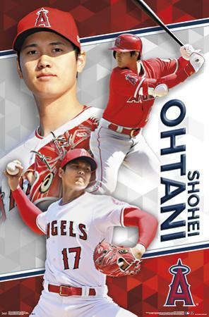 LOS ANGELES ANGELS - S OHTANI 18