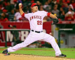 Los Angeles Angels - Trevor Bell Photo