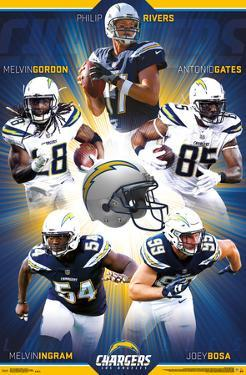 LOS ANGELES CHARGERS - TEAM 17