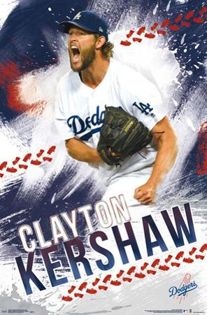 LOS ANGELES DODGERS - C KERSHAW 19