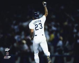 Los Angeles Dodgers - Kirk Gibson Photo