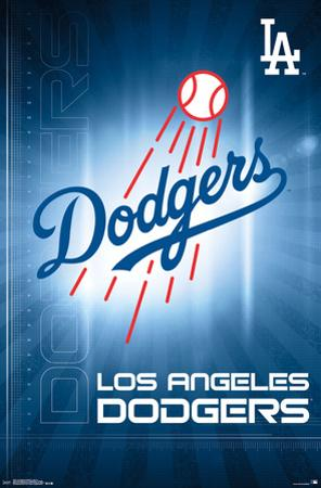 Los Angeles Dodgers- Logo 2016