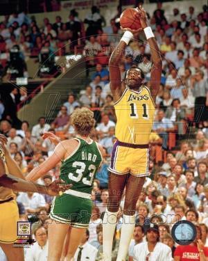 Los Angeles Lakers - Bob McAdoo Photo