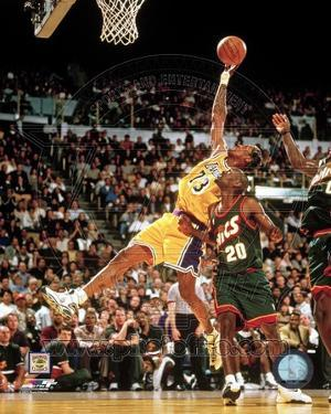 Los Angeles Lakers - Dennis Rodman Photo