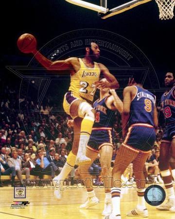 Los Angeles Lakers - Elgin Baylor Photo