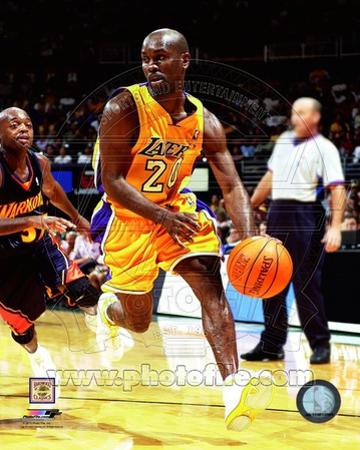 Los Angeles Lakers - Gary Payton Photo