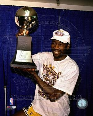 Los Angeles Lakers - James Worthy Photo