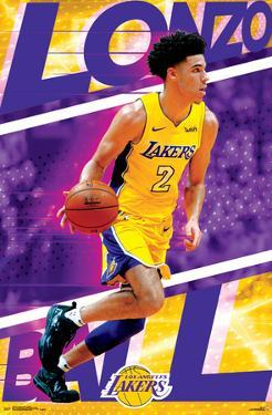 Los Angeles Lakers - Lonzo Ball