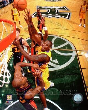 Los Angeles Lakers - Shaquille O'Neal Photo