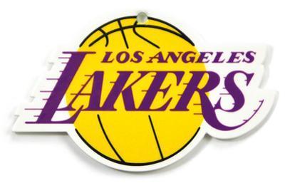Los Angeles Lakers Steel Magnet
