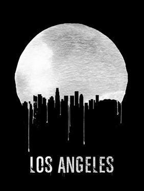 Los Angeles Skyline Black