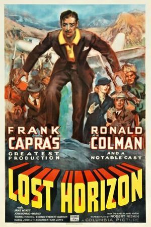 """Lost Horizon of Shangri-la, 1937, """"Lost Horizon"""" Directed by Frank Capra"""
