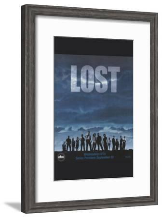 Lost--Framed Masterprint