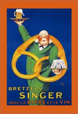 Bretzels Singer, Avec la Biere et la Vin by Lotti
