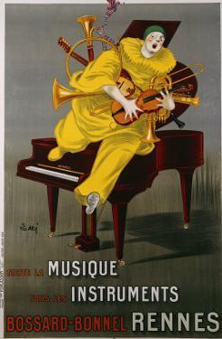 Toute la Musique, Tous Les Instruments, 1925 by Lotti