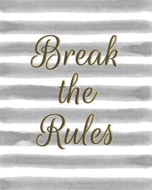 Break the Rules by Lottie Fontaine