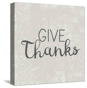 Give Thanks by Lottie Fontaine