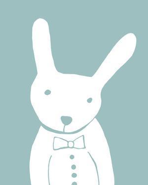 Groovy Bunny by Lottie Fontaine