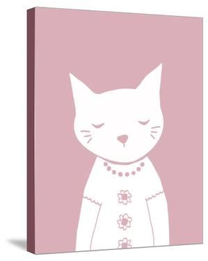 Groovy Cat by Lottie Fontaine