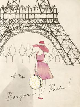 Sketchbook Paris I by Lottie Fontaine