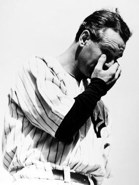 Lou Gehrig (1903-1941)