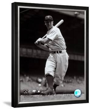 Lou Gehrig - ©Photofile