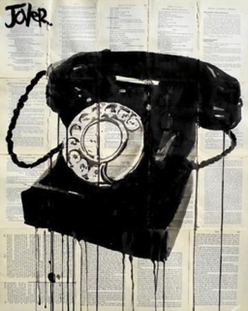 Black Phone by Loui Jover