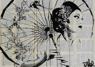 Blossom by Loui Jover