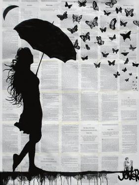 Butterfly Rain by Loui Jover