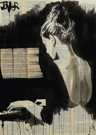 Her Sonata by Loui Jover