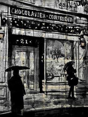 Jour de pluie by Loui Jover