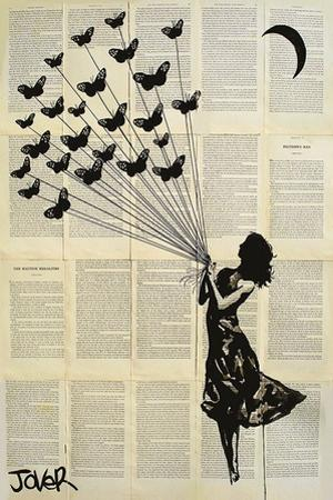 Jover- Butterflying by Loui Jover