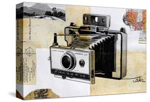 Polaroid Land Camera by Loui Jover