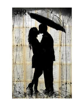 Rain Series No. 2 by Loui Jover