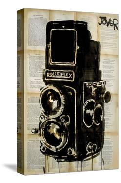 Rolleiplex Camera by Loui Jover