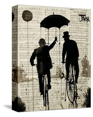 The Umbrella by Loui Jover