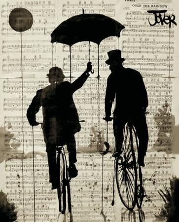 The Umbrella by Loui Jover