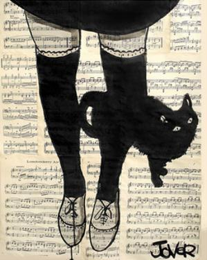 This be Cat by Loui Jover