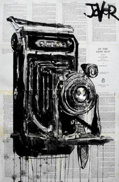 Vintage Snapper by Loui Jover