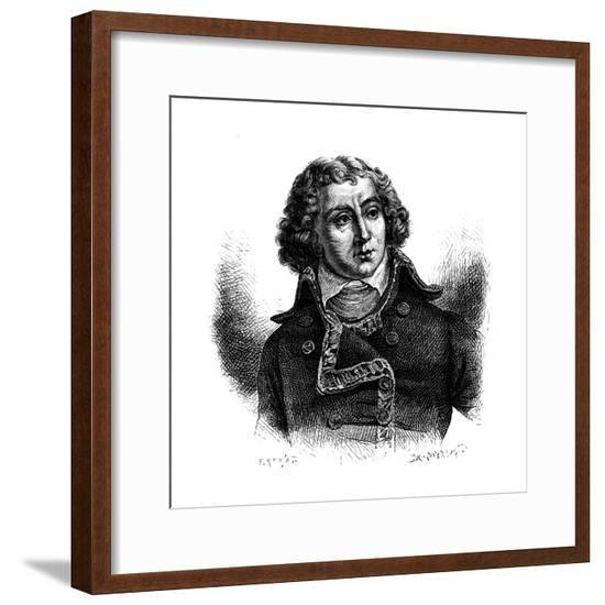 Louis Alex Berthier--Framed Giclee Print