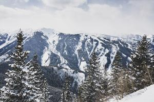 Aspen Highlands, Colorado by Louis Arevalo